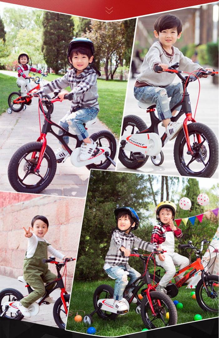 Kinh nghiệm chọn mua xe đạp cho bé 8