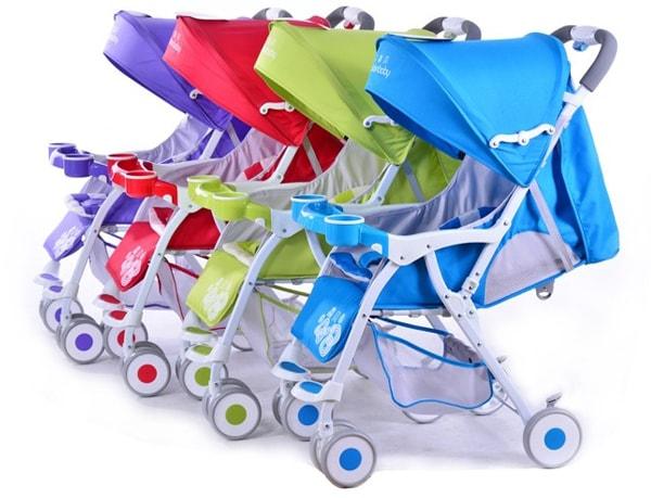 Lời khuyên khi chọn xe đẩy cho con 4