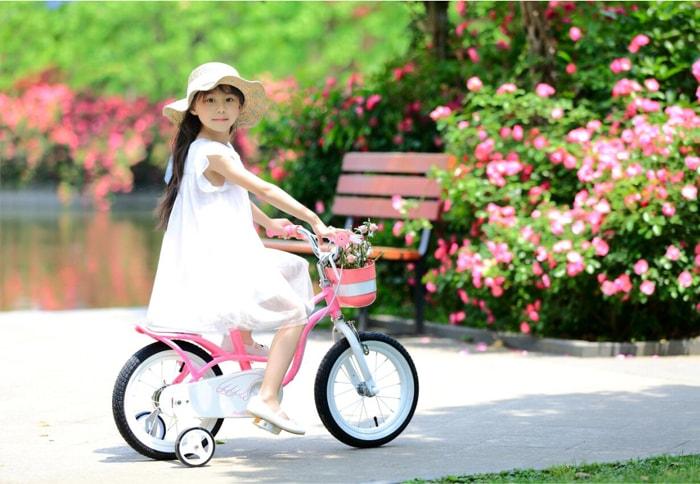 Kinh nghiệm chọn mua xe đạp cho bé 7