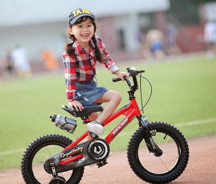 Kinh nghiệm chọn mua xe đạp cho bé 4