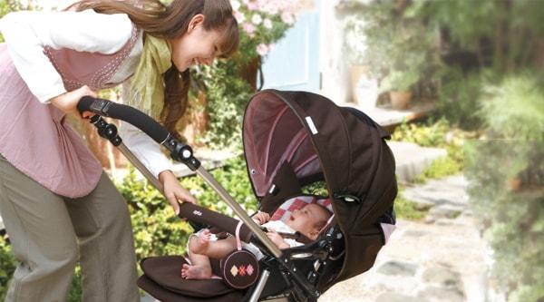 Lời khuyên khi chọn xe đẩy cho con 1