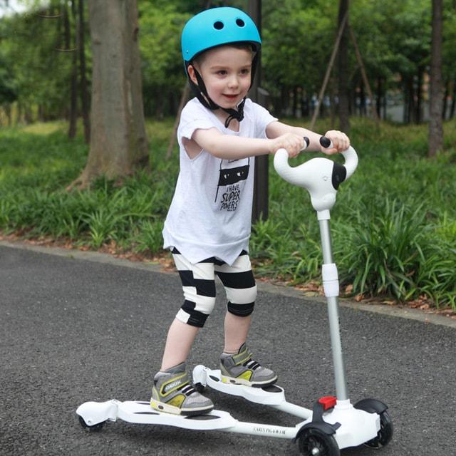Những câu hỏi thường gặp về xe trượt Scooter cho bé 3