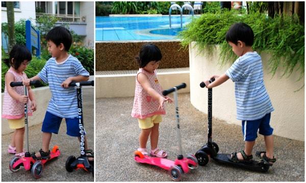 Những câu hỏi thường gặp về xe trượt Scooter cho bé 5