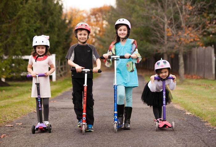 Những câu hỏi thường gặp về xe trượt Scooter cho bé 9