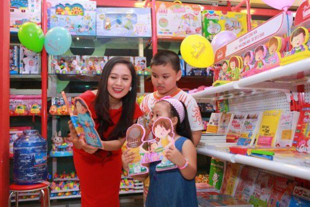 Kinh nghiệm mở cửa hàng kinh doanh đồ chơi trẻ em tại hcm