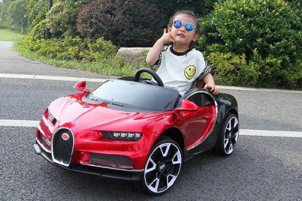 Xe hơi điện Bugatti BDQ-1188