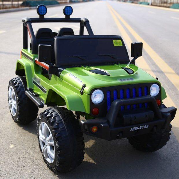 ô tô điện 4 động cơ JHW5188