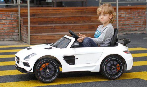 Xe hơi điện trẻ em SX-128