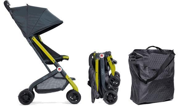 Làm thế nào để chọn xe đẩy du lịch cho em bé