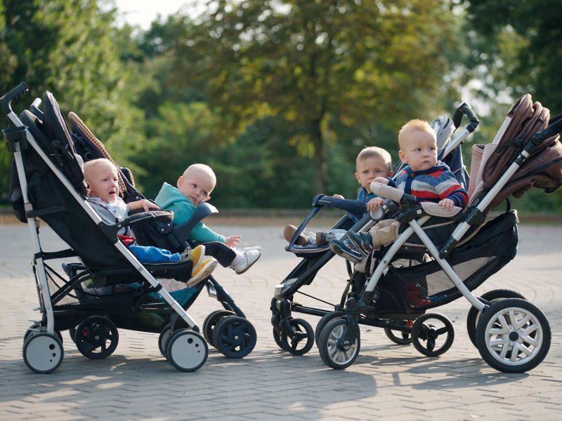 Làm thế nào để chọn xe đẩy du lịch cho bé