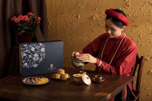 Bánh trung thu khách sạn Pan Pacific Hanoi – Ký ức Trung Thu đầu tiên
