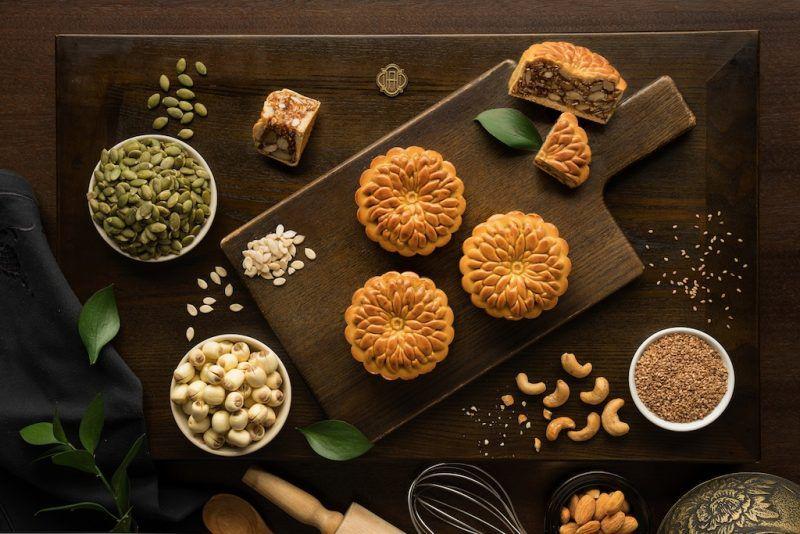 Bánh ngon mùa trung thu