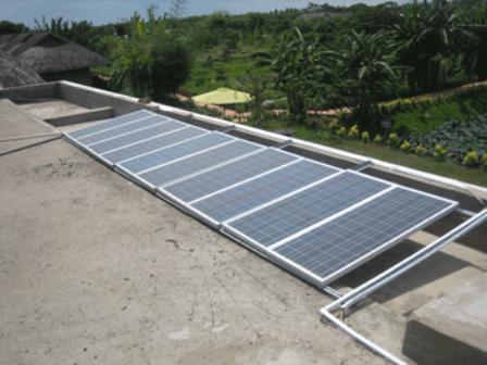 hệ thông năng lượng sạch