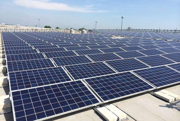 Nhà máy năng lượng điện mặt trời tại đà nẵng ở viet nam