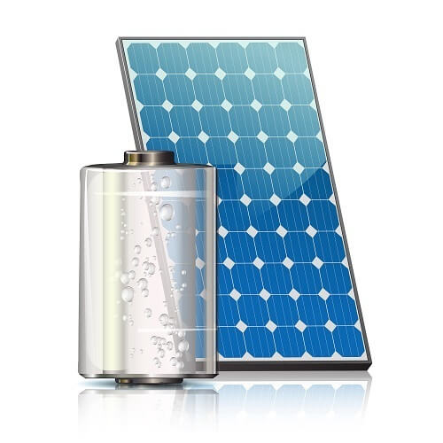 Pin ắc quy năng lượng mặt trời