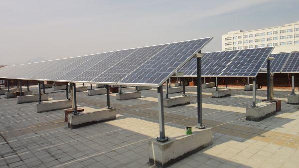 Hệ thống pin năng lượng năng trời 250W