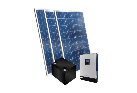 Inverter của hệ thống năng lượng mặt trời