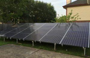 hiện tượng shading của hệ thống năng lượng mặt trời