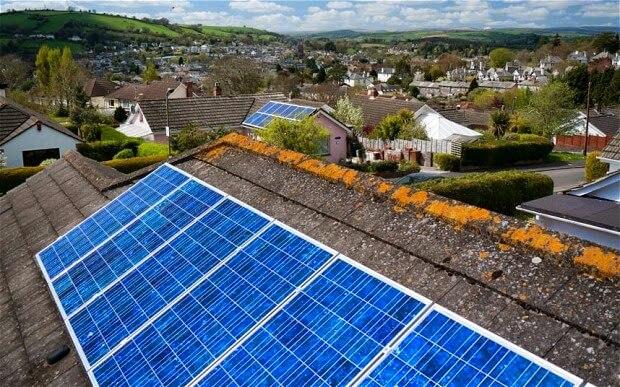 chi phí lắp đặt tấm pin năng lượng mặt trời