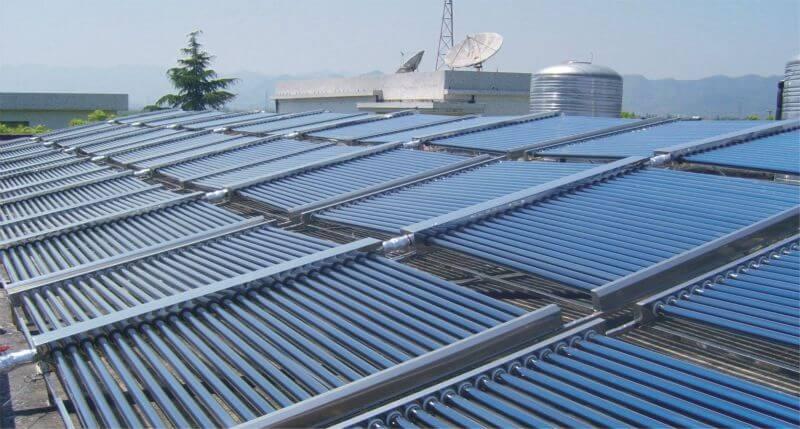 máy nước năng lượng mặt trời