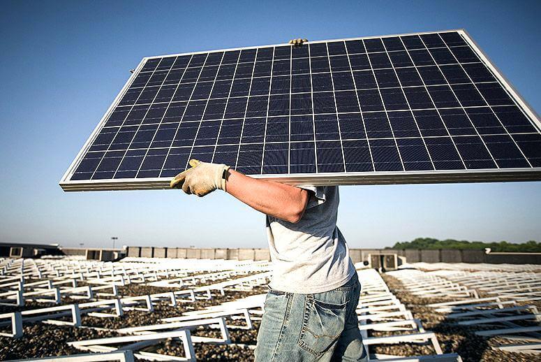 Năng lượng mặt trời để làm gì