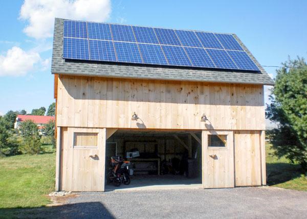 Nhà năng lượng mặt trời