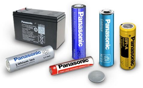 Các loại pin lithium
