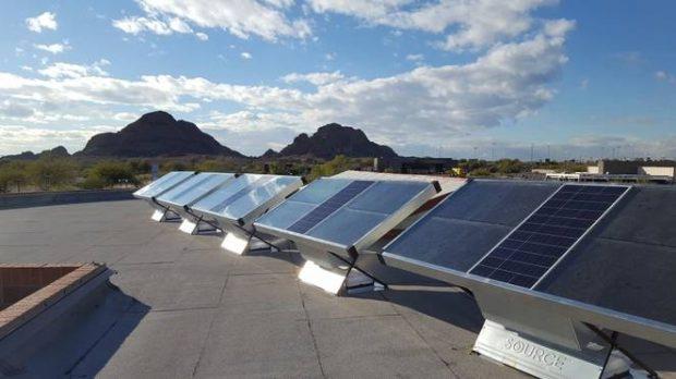 Tấm pin nhiệt điện năng lượng mặt trời