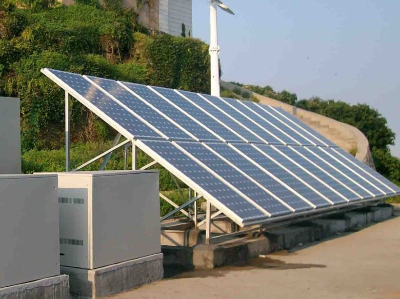 Trạm năng lượng điện mặt trời