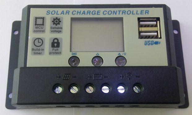 Bộ điều kiển năng năng lượng mặt trời