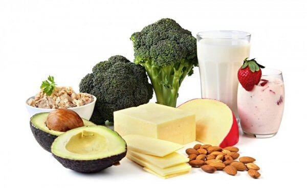 Thực phẩm dinh dưỡng cho bà bầu