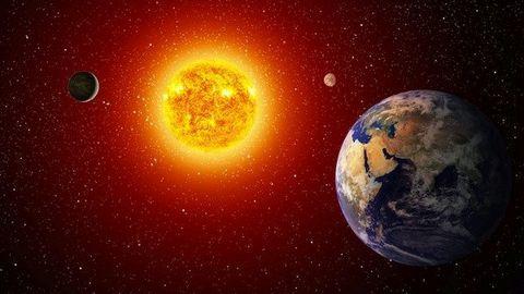 Năng lượng đến từ nguồn ánh sáng từ mặt trời