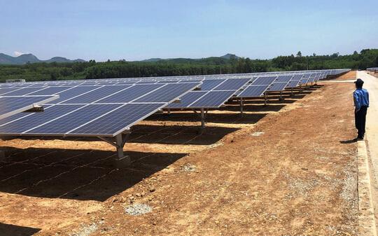 Tìm hiểu về năng lượng mặt trời