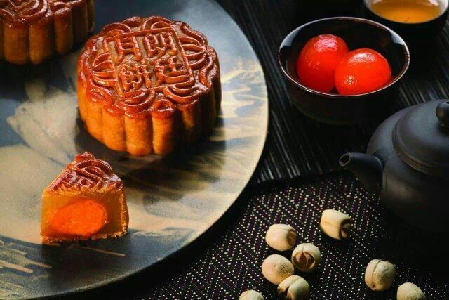 bánh cho mùa trung thu