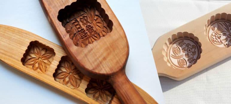 Kinh nghiệm chọn khuôn bánh Trung Thu chất lượng