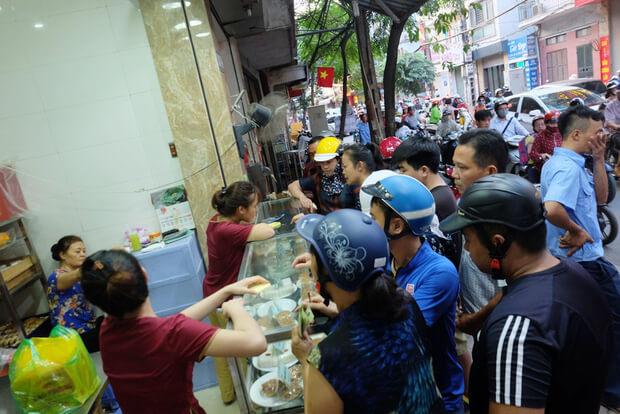 tiệm bánh trung thu truyền thống ngon