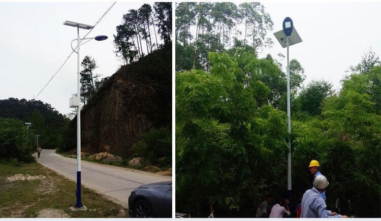 đèn led pha đường phố
