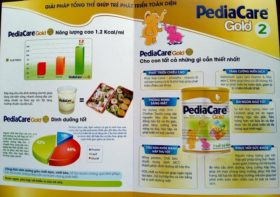 Pediacare Gold